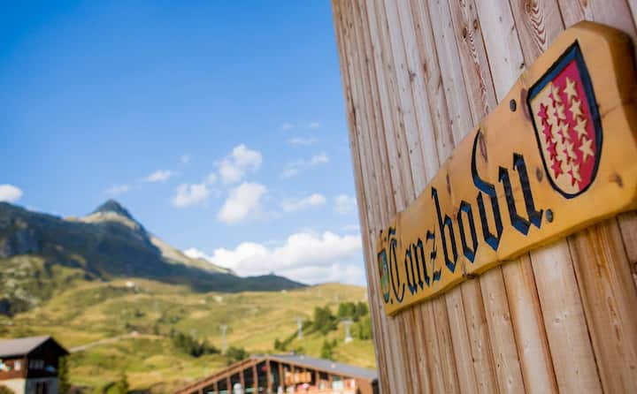 Tanzbodu Matterhorn