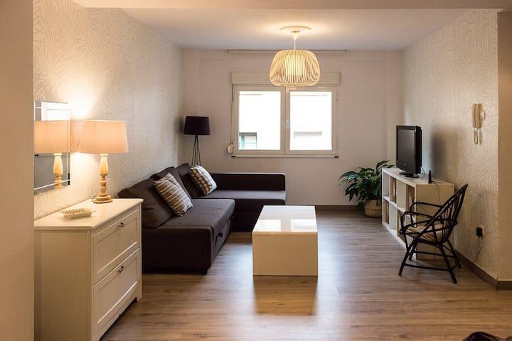 Precioso piso loft céntrico
