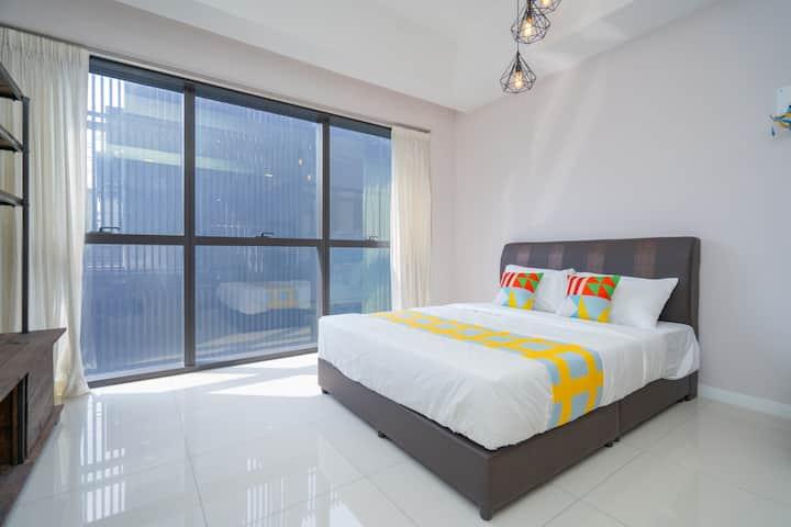 City-View, 1BR Lavish Condo in Subang Jaya