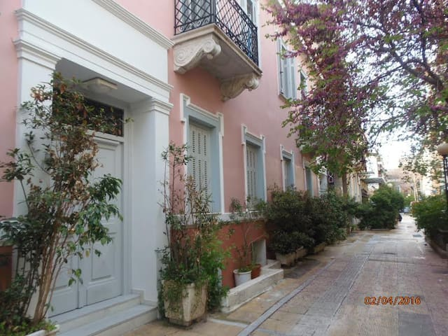 Exceptional apartment - rooftop view of Lycabetus - Athens - Apartment