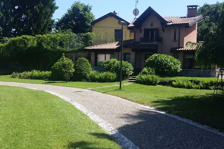 Villetta chalet sopra Varese - Maison