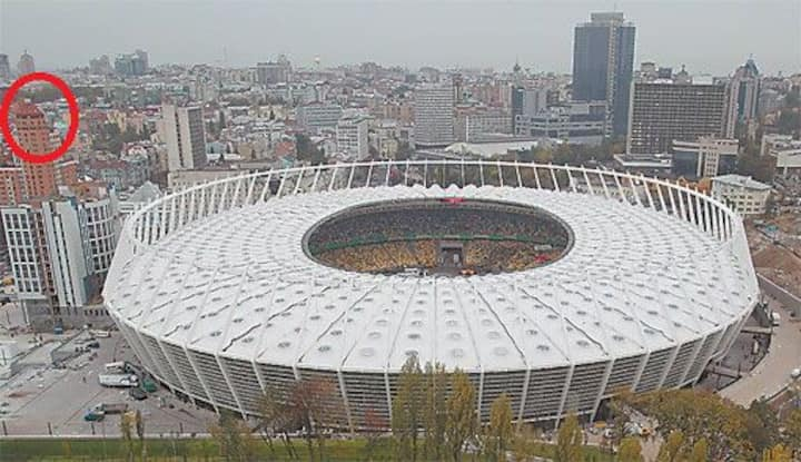 Apartment rental for the Champions League Final