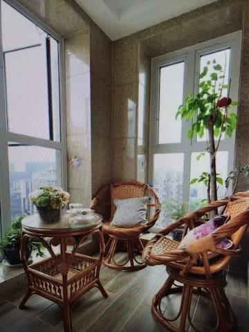 Welcome back in the my house and - 鸡西市 - Apartament