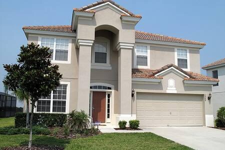Villa 2588, Archfeld Blvd, Windsor Hills, Orlando - Kissimmee - House