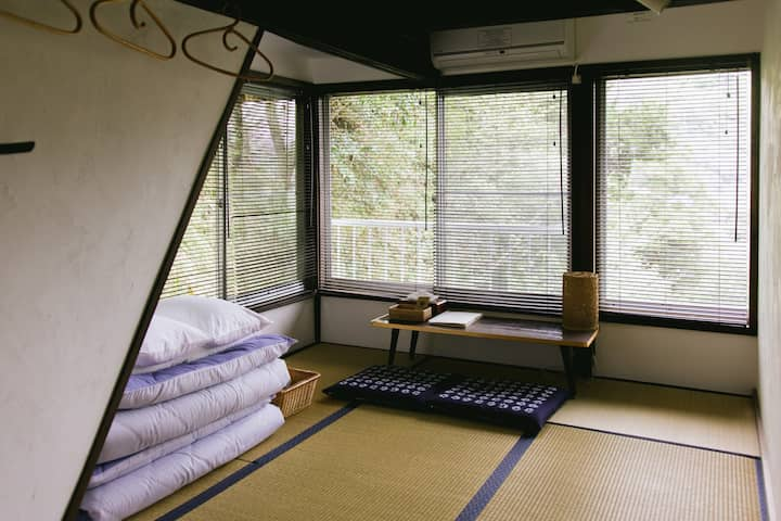 Retreat wabi-sabi, Shimoda, West Room