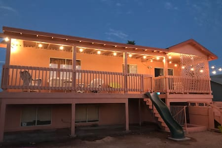 Hacienda del Sol 20 min from downtown and airport