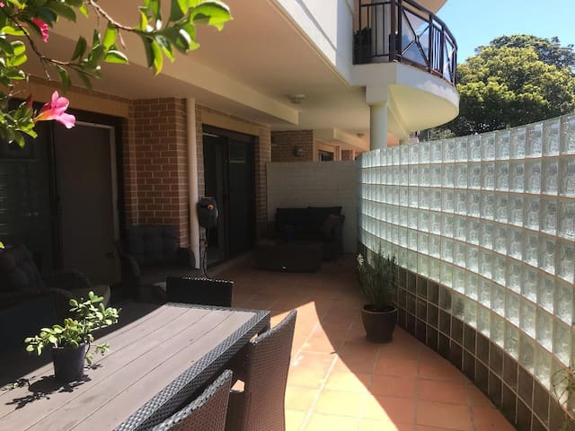 Double Room Private Bathroom Mosman 7 min to beach
