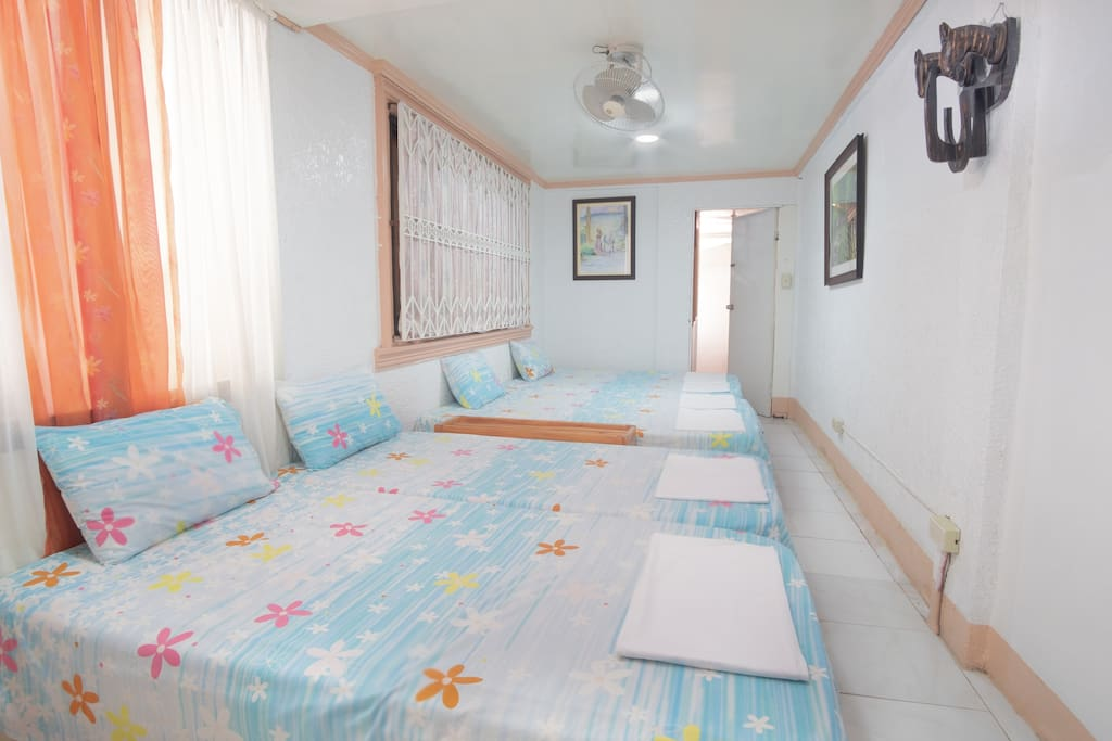 Sampaguita Room (Extension of Citrine House) good for 6-8 persons
