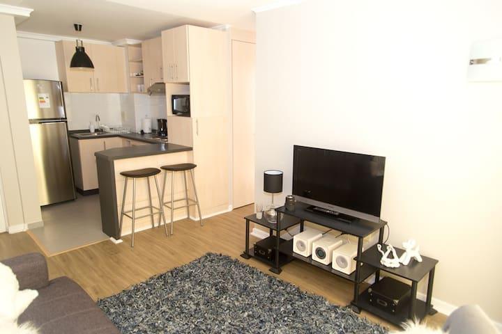 Habitación en moderno departamento - La Serena - Departamento