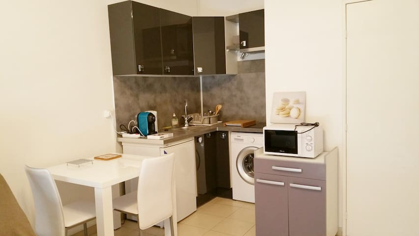 Bel appartement avec balcon et parking à Annemasse - Annemasse - Lägenhet