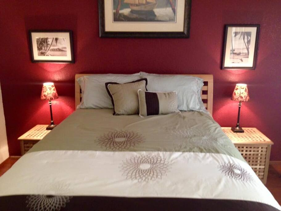 COZY pillow top bed
