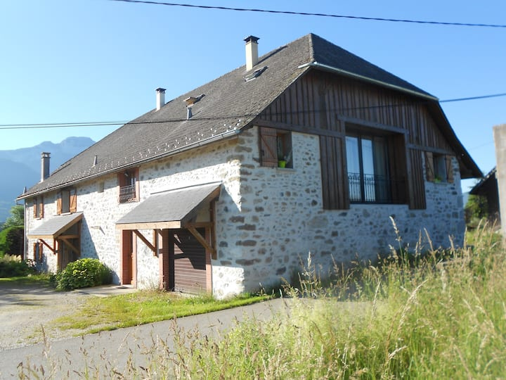 "Appartement confortable  "" La grange au bois"""
