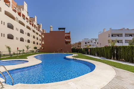 Appealing Apartment in Vera with Swimming Pool
