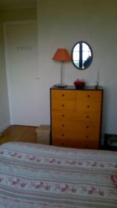 Commode chambre amis