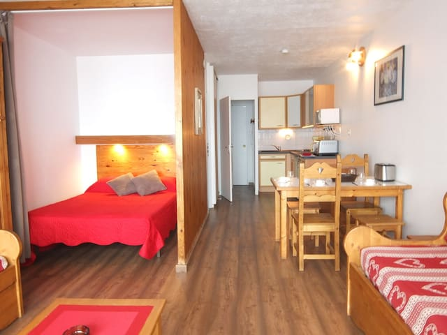 Apartment Cosmos for 4 persons in Le Corbier