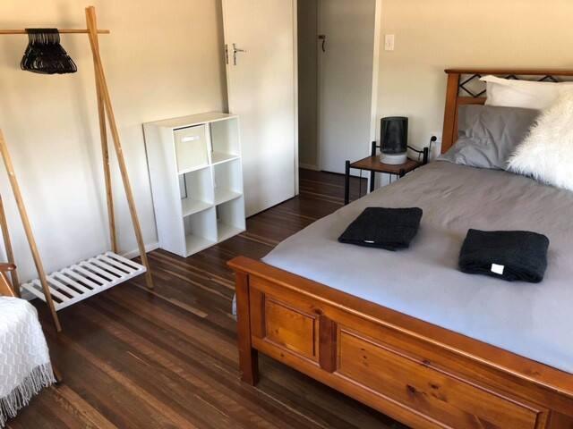 Comfortable Queen Bed In Second Bedroom