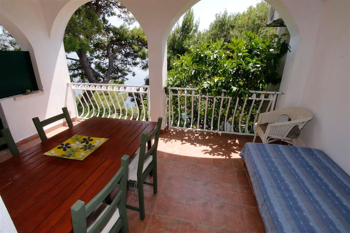 Apartment by the beach in Stanici, Omis