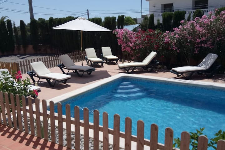 Holiday Home in St Josep de sa Talaia with Pool