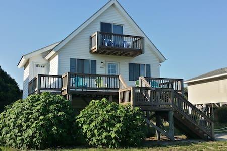 PERFECT SPOT - Close 2 Ocean - On Marsh - Oak Island - Casa
