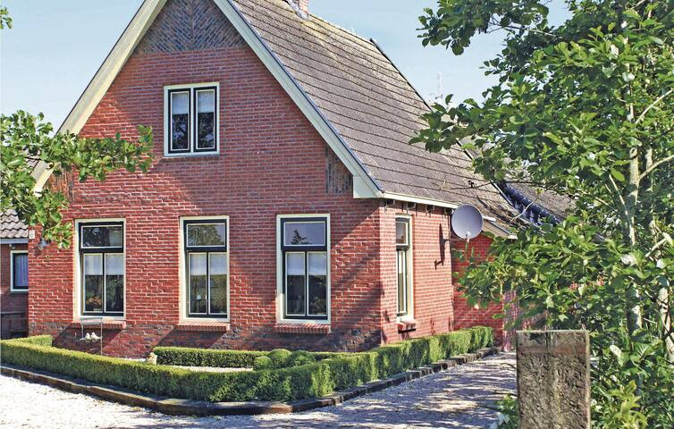Semi-Detached with 3 bedrooms on 134m² in Kollumerzwaag