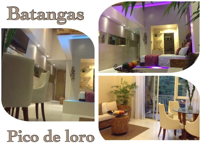 Pico De Loro Condo with full luxury