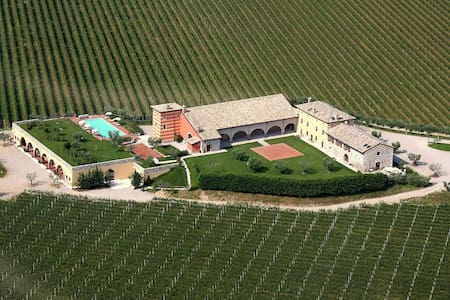 Tenuta La Presa - Double Room - Caprino Veronese - Bed & Breakfast