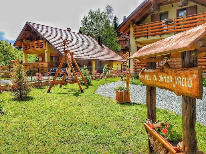 Fužine: Kuća za odmor Vrelo