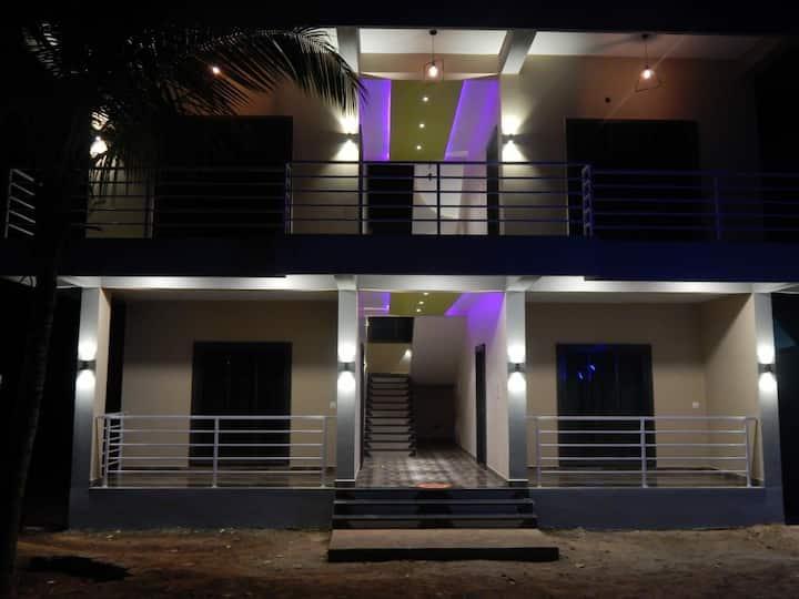 Ganpat Prasad Homestay-Family Rooms(Ground floor)