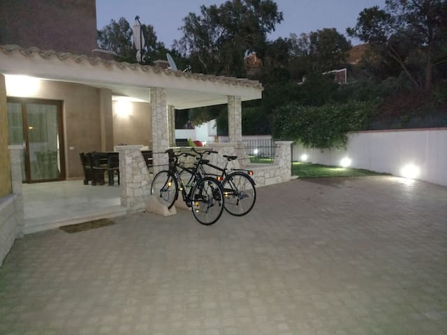 Villa Corona, Mini residens