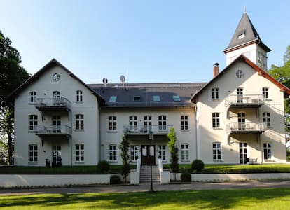 Loftwohnung im Schloss - Kühlungsborn-Bastorf