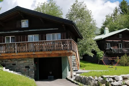 2 MountainChalets nxt to Slopes/Sauna/9Rms/4-14Pax