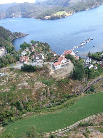 Ferie bolig Marvik , Ryfylke Suldal - Suldal - Hus