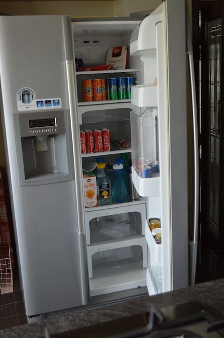 Access to Cooling Facility and Refrigerator