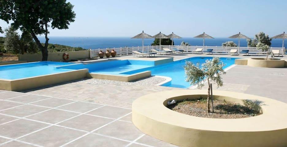 Samos' Resort Mandilada Villas no7