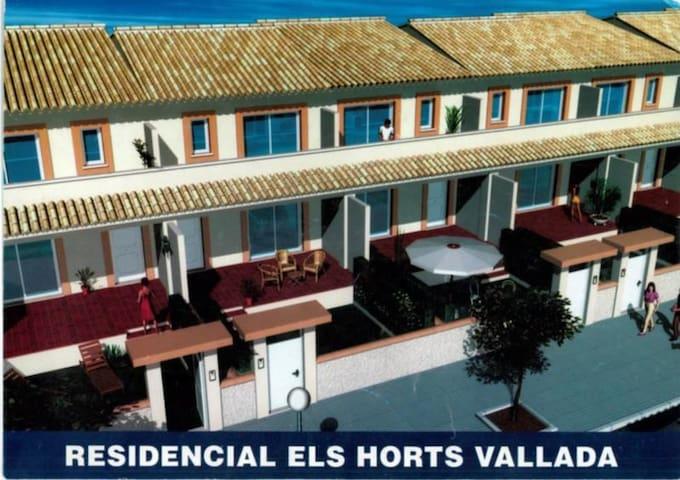 RESIDENCIAL ELS HORTS - Vallada - Stadswoning