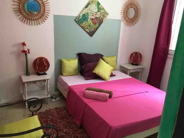 "Bed & Breakfast ""Jardin tropical """