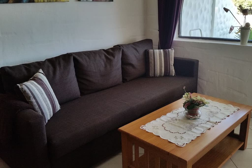Bungalow a 22 in anlage mit pool service apartments zur for Schlafsofa ausklappen