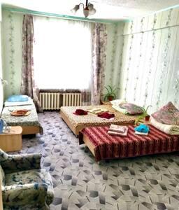 """Отдельная квартира """"Медвежья гора на Онеге"""""""