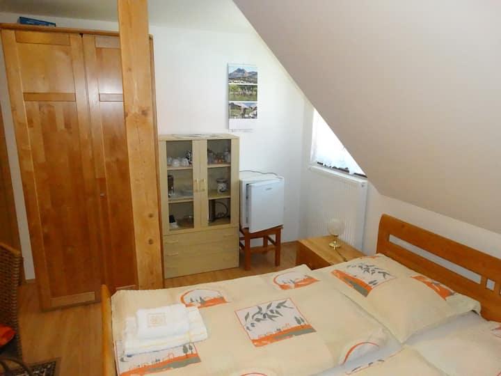 Great double Room Stara Fužina 168