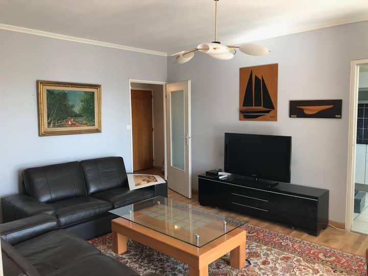 Appartement 2 chambres à coucher