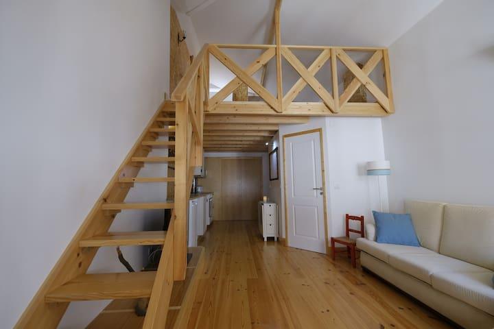 Saguão Loft, um espaço  único na baixa de Setúbal