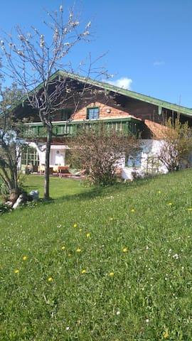 Gemütlich und entspannt - Krispl - Casa