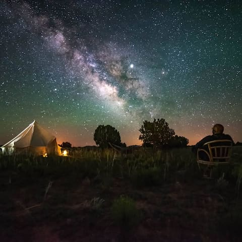 Nomad's Pad @ Grand Canyon: #3 THE STARGAZER