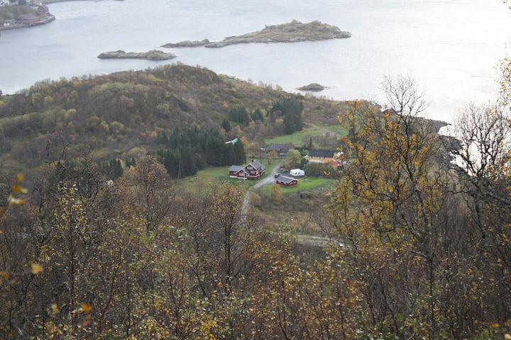 Hus med 3 soverom like utenfor Kabelvåg/Svolvær
