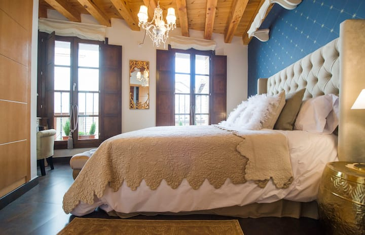 ★Historisches Haus von 1500 zentral in Toledo★