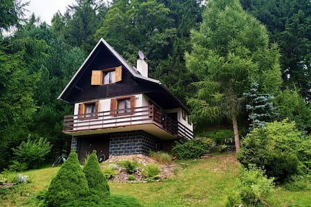 House for 5 persons in Snezne R3462