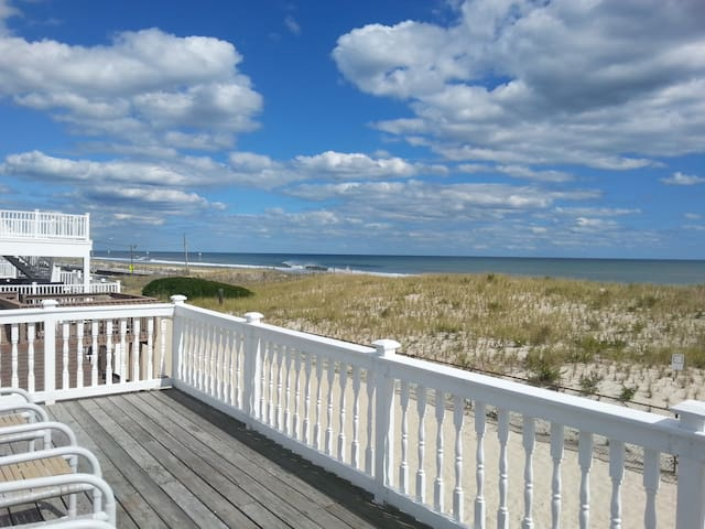 20 Ocean Front - Seaside Park - Rumah