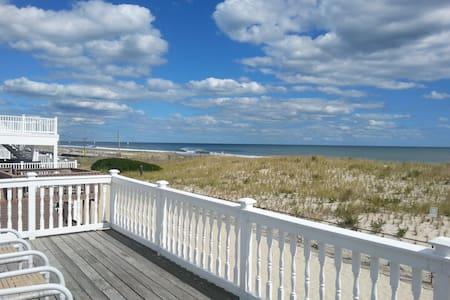 20 Ocean Front - Seaside Park - Hus