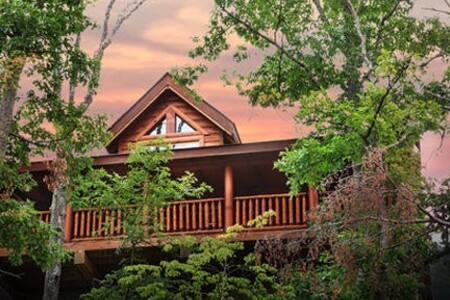 Arden Hill - 赛维尔维尔(Sevierville) - 小木屋