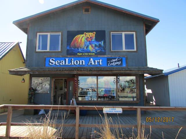 Sea Lion North